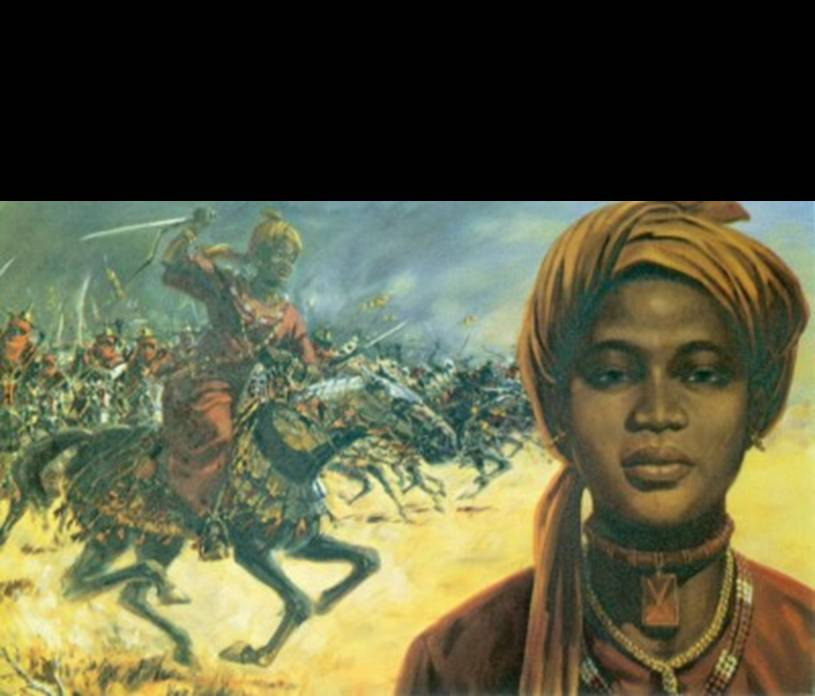 the life and rule of ana nzinga Today, i will be talking about another great queen of africa: the queen nzingha of angola, who defended her kingdom against the portuguese for 40 years and defeated them yes defeated the portuguese in the 1600s see another gap in our textbooks: anybody heard of this great queen and of.