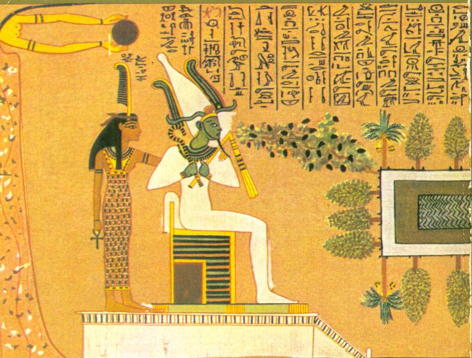 هل قتل بنو إسرائيل النبي يوسف (عليه السلام) .. ؟ Osiris_Isis